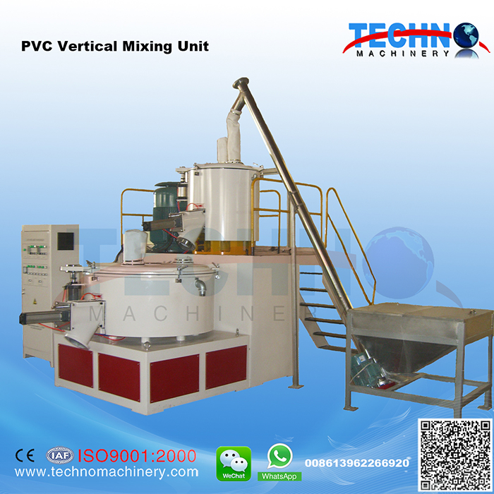 SRL-Z PVC Vertical Mixing Unit