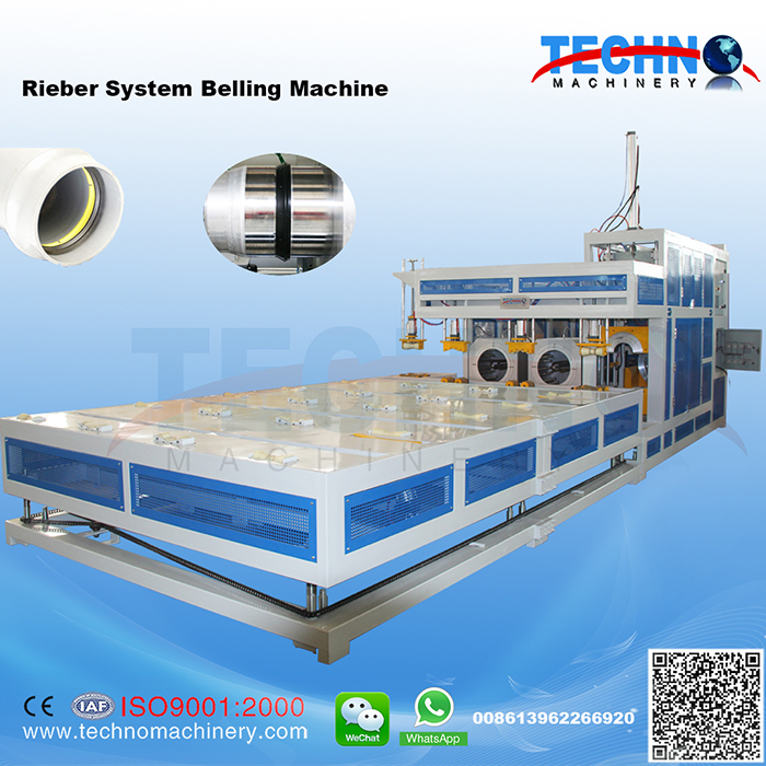 Rieber System Belling Machine